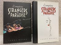 The Complete Strangers In Paradise - Volumes 1 & 2 - HC/Graphic Novels